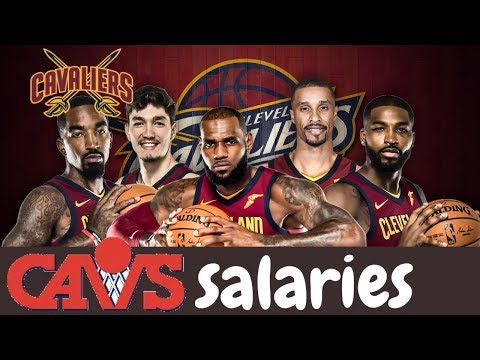 Cleveland Cavaliers Salaries: Who Is The Highest And Least Paid Player Of 2018