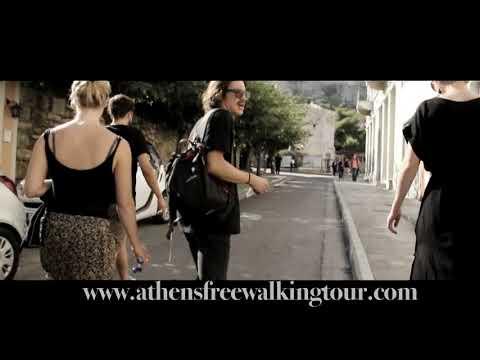 Athens free walking tour