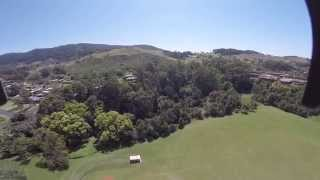 Bray St Cricket and Baseball Field Solo 3DR Go ProHero 4 Make sure you set video quality to 1080...