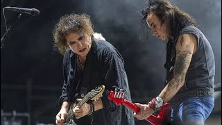 THE CURE A Strange Day /A Forest Live 2019