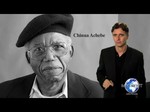 Chinua Achebe - Refugee Mother and Child - Poetry Lecture and Analysis by Dr. Andrew Barker