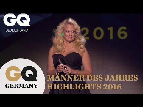 Highlights: GQ Männer des Jahres 2016 I GQ Awards in Berlin