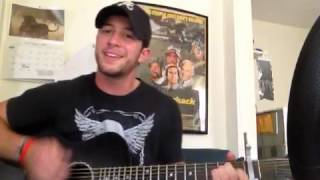 Anywhere with you Jake Owen cover by Blake Beason
