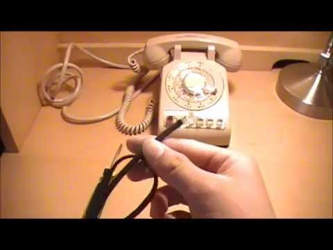 How to connect your Vintage 1a2 Multiline Phone to a Home Phone Line