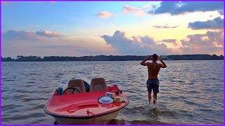 Varen naar Alphen aan den Rijn!!! - Op weg met de boot #4