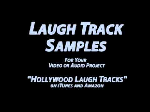 Laugh Track Sample - YouTube