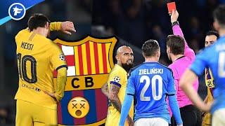 Soirée difficile pour le Barça contre Naples | Revue de presse