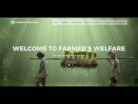 Farmer's Welfare using Blockchain Technology