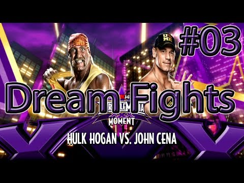 WWE 2K14 - Dream Fights: Hulk Hogan vs John Cena Travel Video