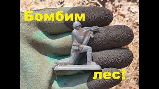 Лесная прогулка с Nokta Makro Simplex + Фильм 85