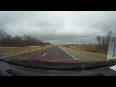 Macon, Mo to Kirksville, Mo (Virtual Road Trip)