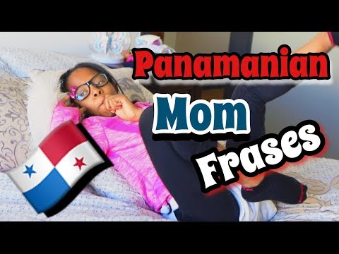 Struggling To Live With A Panamanian Mom