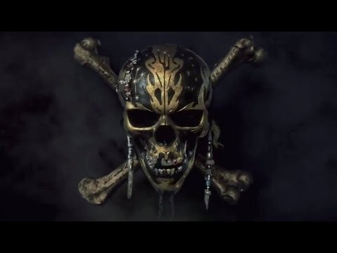 Ain't No Grave - Pirates of the Caribbean Music Video-Trailer (Johnny Cash)