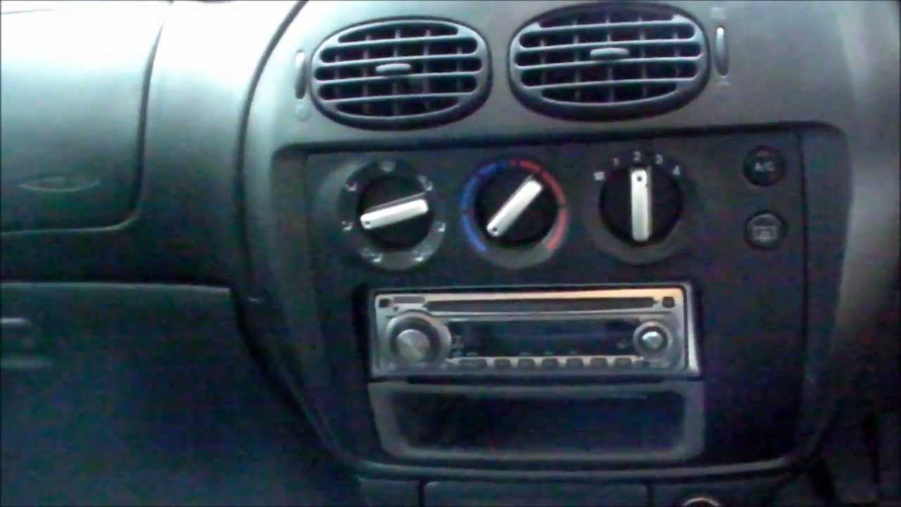 Ford Focus Se Fuse Box Ford Falcon Au Iii Youtube