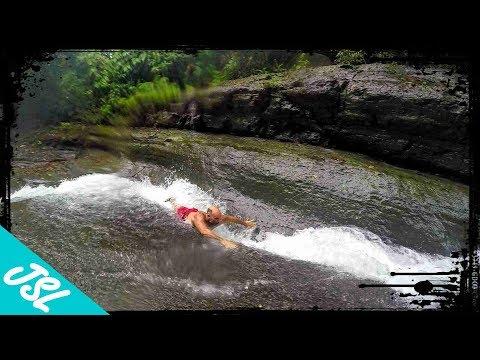 Quepos Hot Springs and The Crocodile Bridge