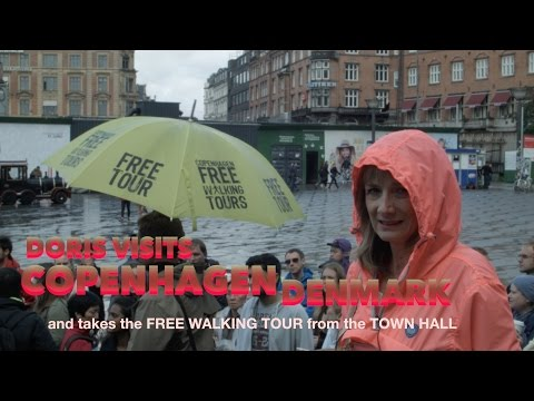 Copenhagen walking tour, the best walking tour anywhere !!! and free (well tips)