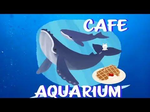 Room Escape Game CAFE AQUARIUM Walkthrough (STUDIO WAKABA)
