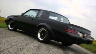 1987 buick grand gnx