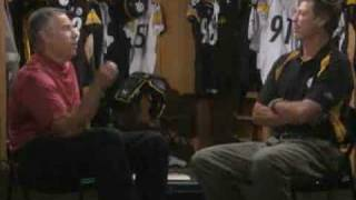 The Pittsburgh Steelers (Dick Lebeau and his defense)