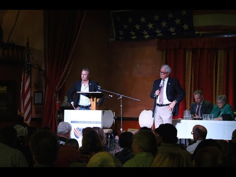 The Republican Candidates for CA Governor Debate, January 4, 2018