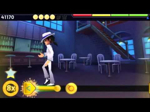 PSP  Michael Jackson the Experience  Smooth Criminal