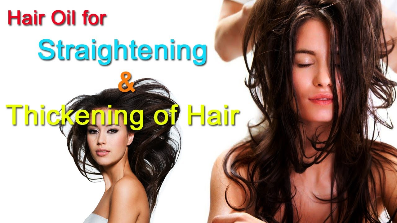 How To Get Thick Shiny Long Hair Naturally