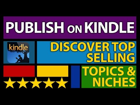 <h1>Publish on Kindle | Top and Best Selling Kindle Ebook Topics And Categories</h1>