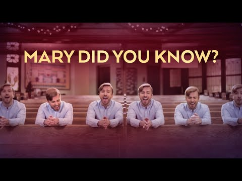 [Official Video] Mary, Did You Know? - Peter Hollens