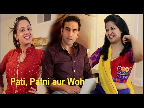 Pati, Patni aur Woh - | Lalit Shokeen Films |