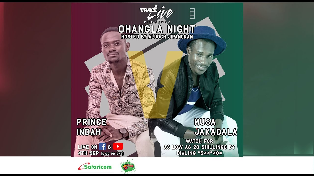 Trace Live presents Ohangla Night