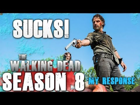 """My Response to """"The Walking Dead Sucks Now!"""""""