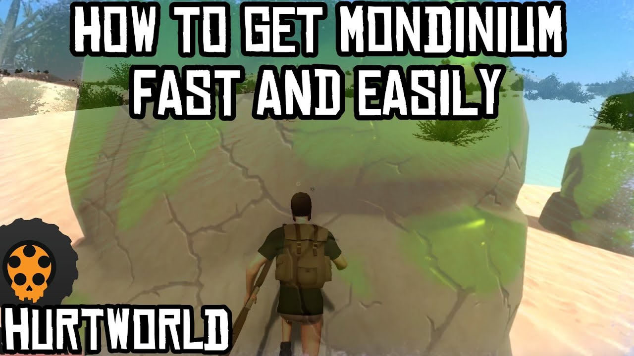 Closed alphahow to get mondinium fast and easily hurtworld youtube closed alphahow to get mondinium fast and easily hurtworld youtube gumiabroncs Images