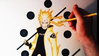 Cómo dibujar a Naruto en Modo Sabio de los 6 caminos | How to Draw Naruto Six Paths | ArteMaster(https://twitter.com/Arte_Master https://www.facebook.com/ArteMasterYT https://www.instagram.com/arte_master Hoy vamos a dibujar a Naruto en modo Sabio de ..., 2016-05-08T20:30:00.000Z)