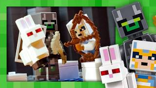 The Skull Arena: Killer Bunny - LEGO Minecraft - 21145 - Stop Motion