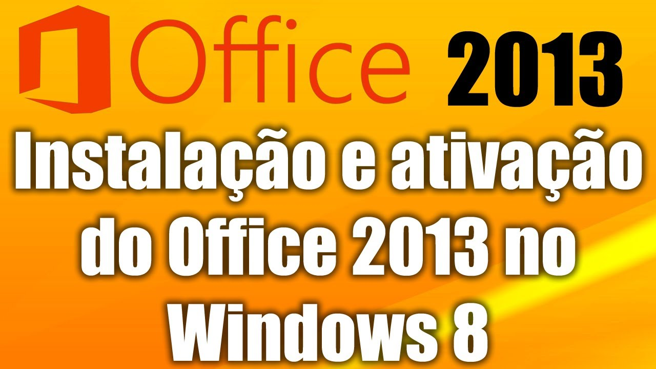 ver chave do office 2013