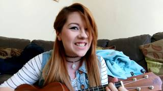 "Ukulele cover ""Megan trainor - dear future husband"