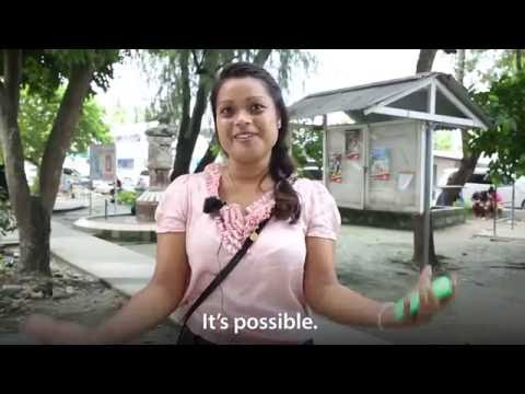 In Kiribati… What's Possible?