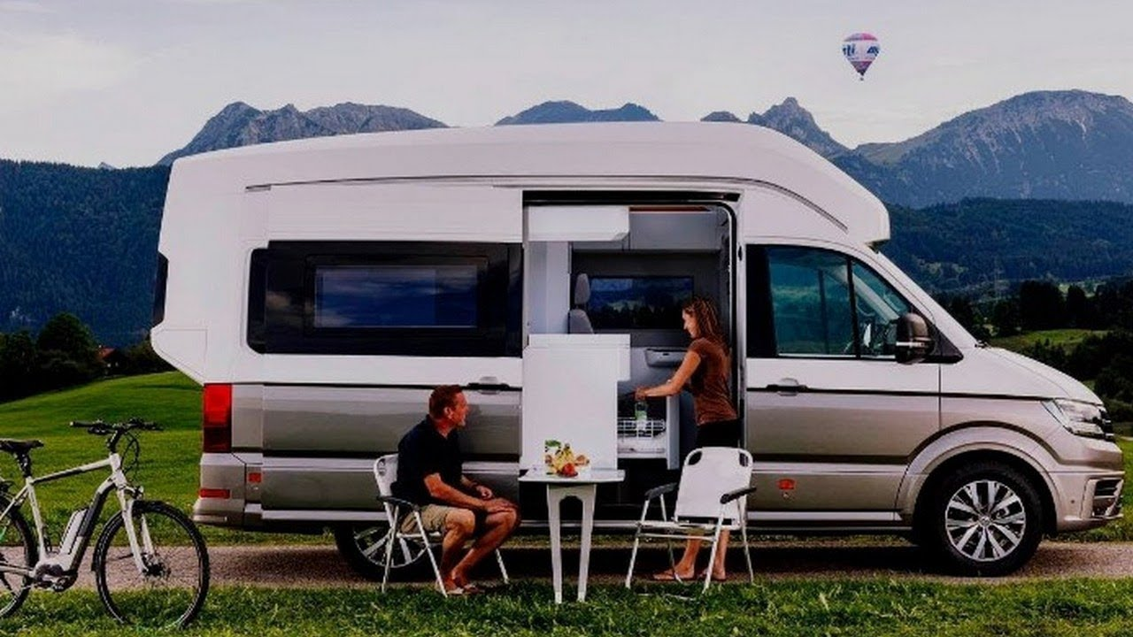 2018 VW California XXL The Camper Van Of Everyones Dreams