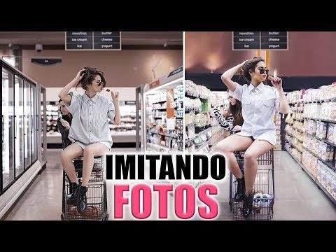 IMITANDO FOTOS TUMBLR #4 mais DESAFIADOR de todos!