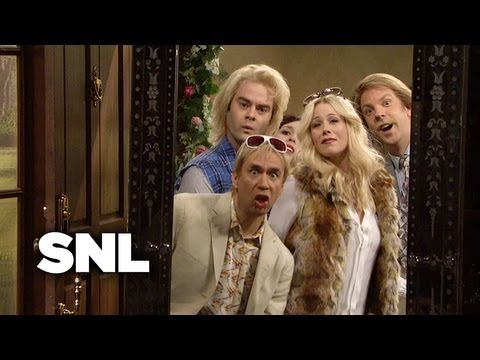 The Californians: Wedding - Saturday Night Live