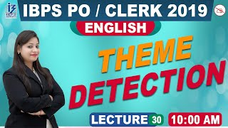 Sentence Correction | English | IBPS PO/Clerk 2019 | 10:00 am