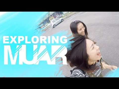 Exploring Muar! Places To Go