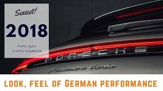 2018 Porsche Panamera Specs Interior Exterior Review