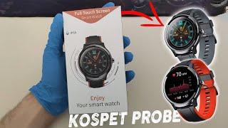 Şarjı 15 Gün Giden Kospet Probe Akıllı Saat İncelemesi