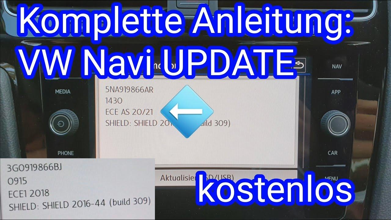 vw kostenlose navi-updates)