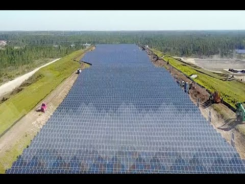 OUC Kenneth P. Ksionek Community Solar Farm Dedication