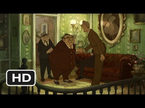 The Illusionist #4 Movie CLIP - Exploring Edinburgh (2010) HD