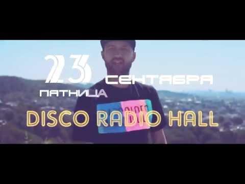 Happy Birthday Disco Radio Hall 8 years