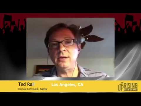 Ted Rall - Political Cartoonist - on Being Dumped by the LA Times - Excerpt