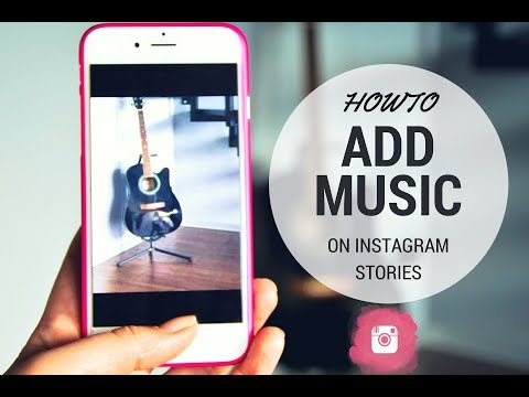 How to Add Music on Insta Stories Instagram Tips + Hacks